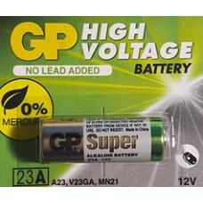 Батарейка GP 23A, MN 21, 23AF - 2C5, V 23 GA
