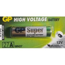 Батарейка GP 27A, MN 27, 27AF - 2C5