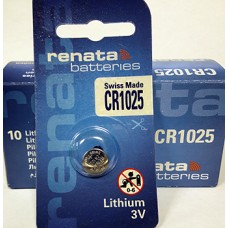Батарейка RENATA CR 1025