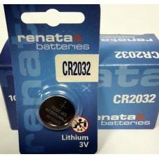 Батарейка RENATA CR 2032, 5004 LC
