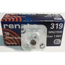 Батарейка RENATA 319, SR527SW
