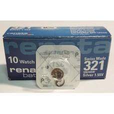Батарейка RENATA 321, SR616SW, SR616