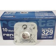 Батарейка RENATA 329, SR731SW