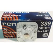 Батарейка RENATA 339, SR614SW