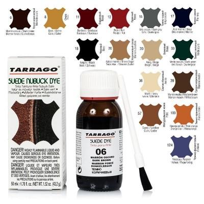 Профессиональная краска для замши и нубука Tarrago Suede Nubuck Dye (15 цветов)