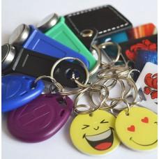 Ключи для домофонов, ридеры, пульты